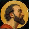 Saint Joseph. Huile sur toile, 1866.